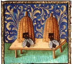 Medieval Bee Keeping