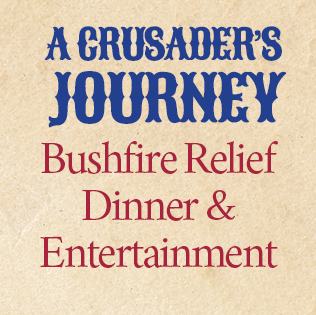 A Crusader's Journey Fundraising Dinner